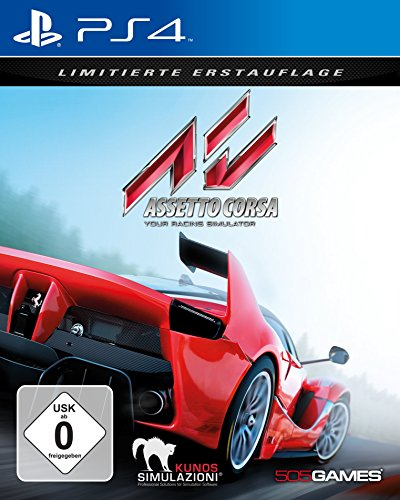 Assetto Corsa - [PlayStation 4]