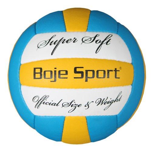 Boje Sport® ballon de volley SUPER SOFT, taille : 5