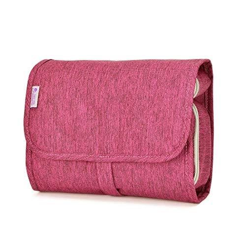 58528e5ae Martingtop Neceser/Maquillaje Organizador/Bolso cosmético/hogar  Almacenamiento Paquete/baño con Colgantes