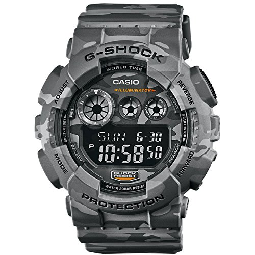 Comprar en amazon casio g-shock gd-120 cm camo