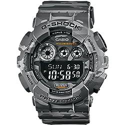 Casio Reloj Hombre de Digital con Correa en Polymer GD-120CM-8E