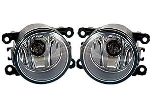 Auto Pearl - Premium Quality Car Fog Lamp Lights For - Maruti Suzuki Ciaz
