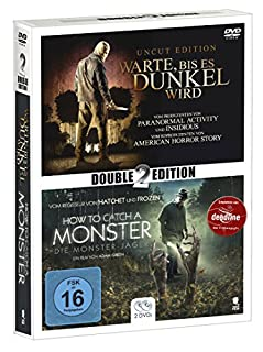 Mystery Double Pack 2: Warte, bis es dunkel ist & How to Catch a Monster - Double2Edition [2-Disc Set]