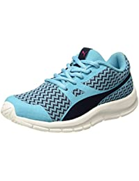 Puma Boy's Flexracer Material G Ps Sneakers