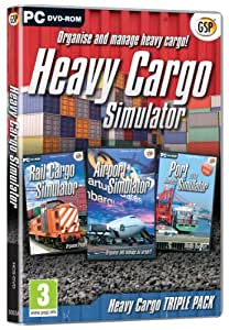 Heavy Cargo Simulator (PC DVD)