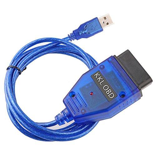 1X Obd2 Adaptateur De Diagnostic De Voiture Obd Kit De Câbles D/'Interface 8P BN