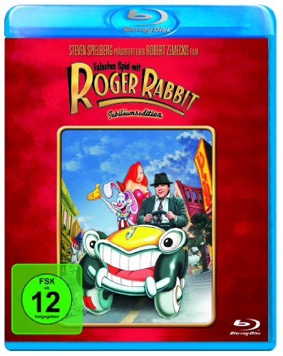 Falsches Spiel mit Roger Rabbit (Jubiläumsedition) [Blu-ray] (Jessica Film Rabbit)
