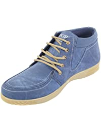 Butchi men's synthetic leather casual shoes
