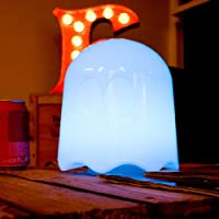 Lámpara PAC MAN luz 16 colores