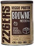 226ERS Evo Veggie Protein Brownie, Mezcla para Brownies de Proteína Veganos con Harina de Teff, Cocoa & Choco Bits - 420 gr