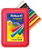Pelikan Creaplast Knetebox rot bei 51mv 2BxpaSLL SL160