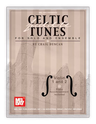 Celtic Fiddle Tunes for Solo & Ensemble