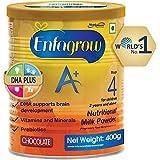 Enfagrow A+ Nutritional Milk Powder Health Drink for Children (2-6 years), Chocolate 400g
