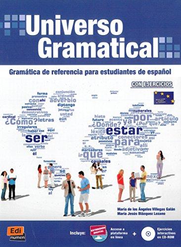 Universo gramatical. Ediz. internazionale. Per le Scuole superiori. Con CD-ROM