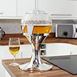 Tavolo birra, cocktail, succhi di frutta, per bevande fredde 3.5l Orb drink dispenser with Ice Core – adatto per qualsiasi vino – ideale per eventi feste e barbecue.