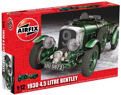 airfix-a20440-1930-45-litre-bentley-112-scale-series-20-plastic-model-kit