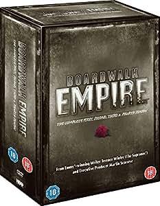 Boardwalk Empire - Season 1-4 [DVD]