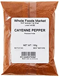 Whole Foods Market Cayenne Pepper, 100 g