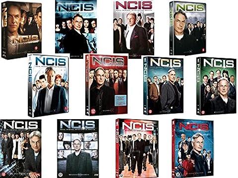NCIS - Staffel 1 + 2 + 3 + 4 + 5 + 6 + 7 + 8 + 9 + 10 + 11 + 12 [EU Import mit Deutscher Sprache]