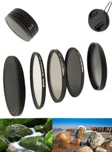 Digital Slim Filter Komplettset Pro für 46mm Objektive - Slim UV MC Pro II - Slim Zirkular...