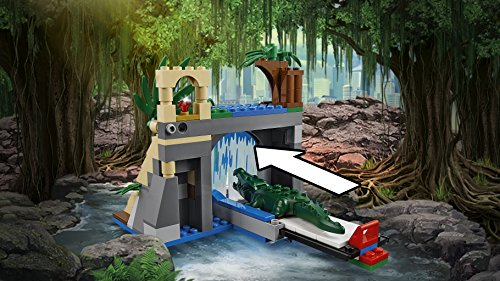 LEGO City In/Out 2017 - Jungla: Área de Exploración