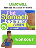8 Minute Flat Stomach Workout: ABS Exercises for beginners [OV]