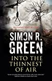 Into the Thinnest of Air: A paranormal country house murder mysery (An Ishmael Jones Mystery)