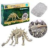 YAHAMA Archäologie Set Ausgrabungsset Dinosaurier Ausgrabungs-Set Dinosaurier...