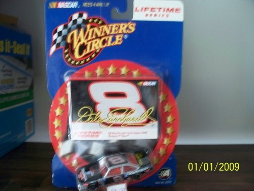 2001 . . . Winner's Circle . . . Dale Earnhardt Jr. #8 GM Goodwrench Performance part Chevy Nova 1/64 Diecast . . . Lifetime Series . . . Includes ()