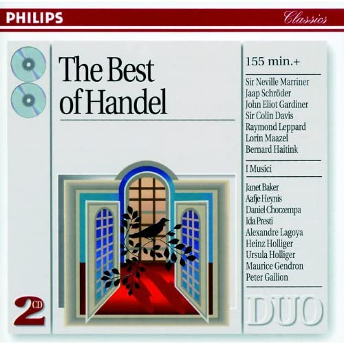 The Best of Handel (2 CDs)