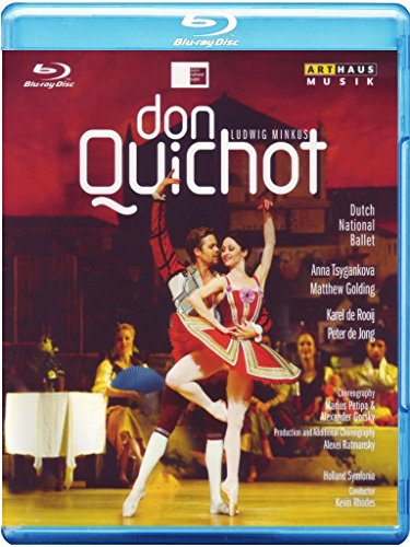 Minkus - Don Quichot [Blu-ray]