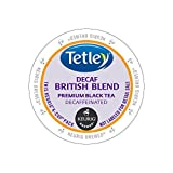 Tetley Tea British Blend Decaf Kcups 24ct by Tetley