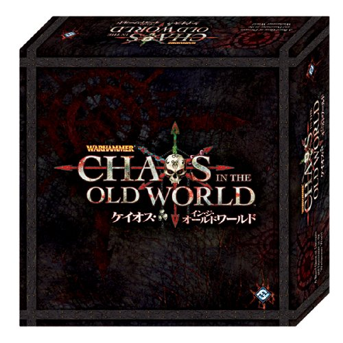 Chaos In The Old World Japanese version (japan import)