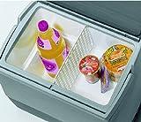 Dometic Waeco CoolFreeze CDF-18 tragbare Kompressor-Kühlbox für Normal- und Tief-Kühlung, Gefrierbox, 18 Liter Anschlüsse für Auto und Truck - Mini-Kühlschrank, Gefrier-Schrank -