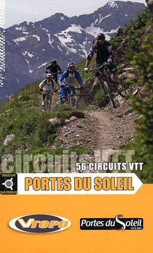 Portes du soleil : 56 circuits VTT