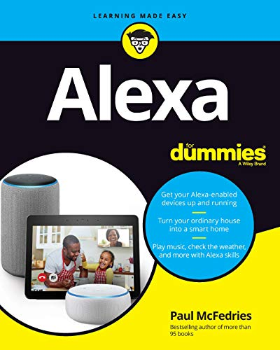 Alexa For Dummies por Paul McFedries