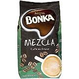 Bonka hostelería mezcla 1kg café tostado en grano