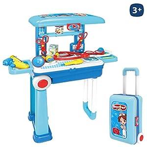 JUINSA- Maletín Trolley Doctor-médico 63x53x24cm, (96925)