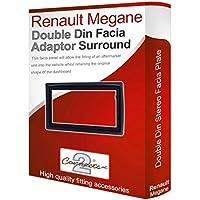 Renault - Marco para reproductor de CD de coche (para Renault Megane II)
