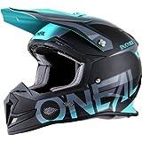 O' neal 5SRS unisex off-road-helmet-style Blocker casco (rosso/blu, XS)