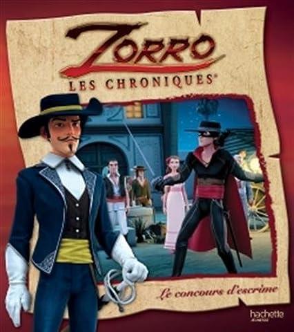 Zorro - Le concours d'escrime