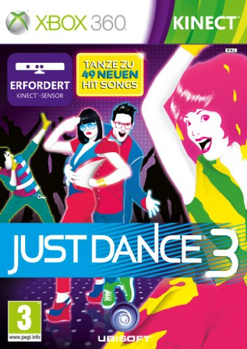 Just Dance 3 [AT PEGI] - [Xbox 360]