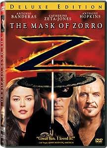 Mask of Zorro [Import USA Zone 1]