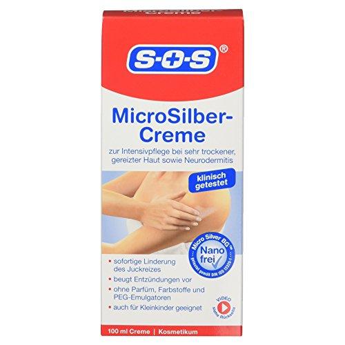 SOS Micro Silber Creme, 100 ml