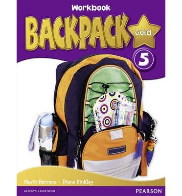 [(Backpack Gold 5 Workbook and Audio CD N/E Pack)] [Author: Mario Herrera] published on (January, 2013)