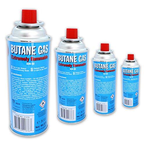 4-x-butano-de-gas-a-227-g-volumen-pro-botella-para-las-actividades-de-exterior-grillen
