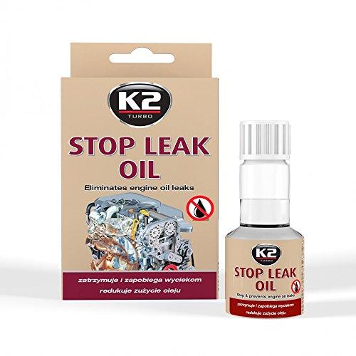 STOP LEAK OIL 50 ml - zastavuje únik ol .