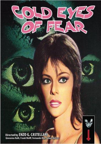 Preisvergleich Produktbild Cold Eyes of Fear