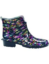 144d0a896f36 Suchergebnis auf Amazon.de für: gummistiefel blumen damen - Schuhe ...