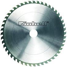 Einhell - Hoja de sierra circular (205 x 16 x 2,5 mm, 48 dientes)